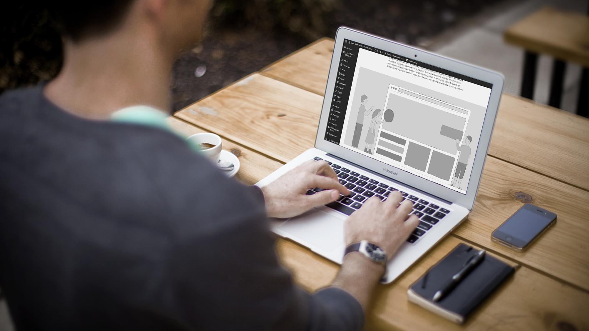 Il sito web è uno strumento per, non una soluzione a… Scopri come farti trovare veramente dai clienti on line
